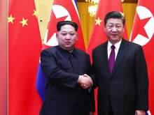 Выяснились подробности первого зарубежного визита Ким Чен Ына
