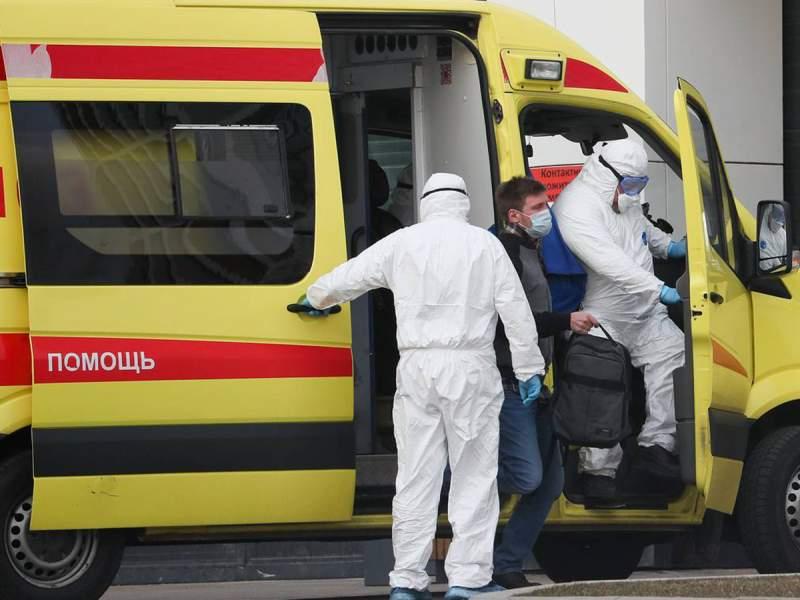 В России за сутки впервые выявили свыше 25тысячи заболевших коронавирусом
