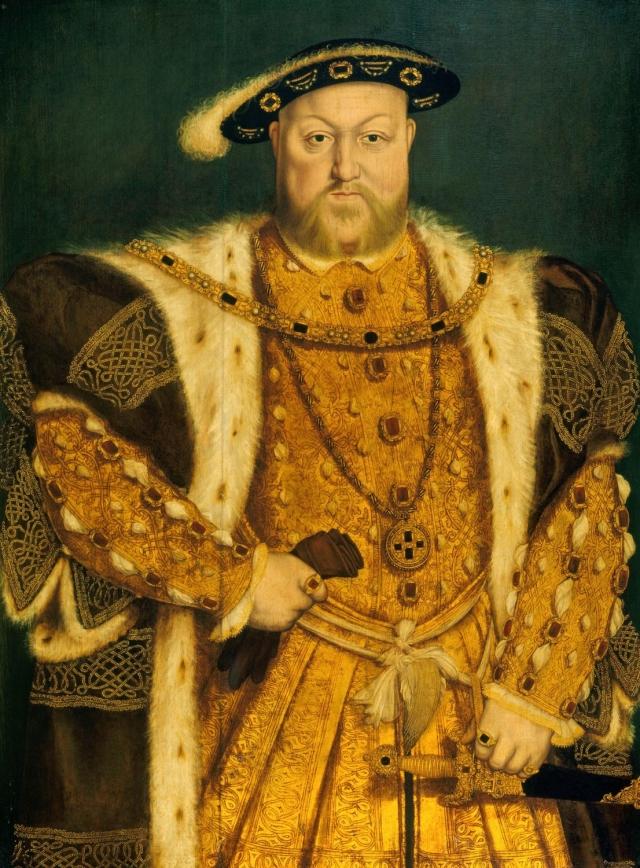 Генрих VIII. Это тот самый безумный Тюдор, который обезглавил половину своих жен. Его история неоднократно становилась сюжетом для кино. Возможно, ни один его брак не удался потому, что все его жены до одной были его родственницами – все шесть.