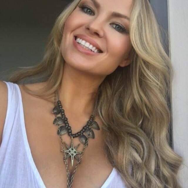 В 2013 году она стала моделью года американского журнала Kandy Magazin. В журнале Playboy в январе 2001 года она была выбрана девушкой месяца.