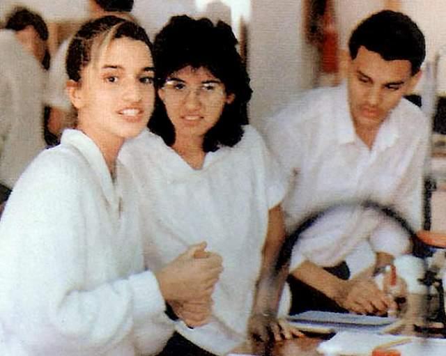Тогда девушка отправилась на собеседование в Citibank Аммана, принадлежащий сестре и зятю короля Абдаллы.