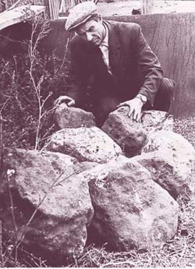 Найти их удалось только 50 лет спустя при распашке полей совхоза «Ленинский» — всего было найдено 82 хондритовых метеорита, причём обломки разбросало по территории 25-ти км2.