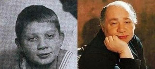 """Евгений Леонов. Актер узнаваем в любом возрасте, неправда ли? Кстати, из-за своей внешности в начале театральной деятельности """"Винни-Пух"""" даже комплексовал."""