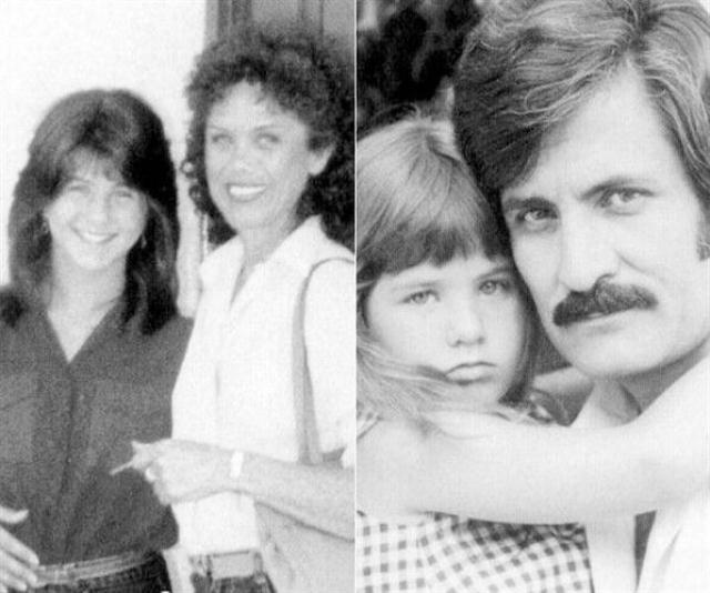 Родители Дженнифер Энистон. Отец актрисы - известный голливудский актер Джон Энистон, который снимался в очень длительном и популярном сериале Дни нашей жизни. Ее мама Нэнси Доу также была актрисой