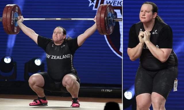 На первенстве мира по женской штанге в Анахайме (США) в 2017 году серебряную медаль завоевала новозеландка Лорел Хаббард.