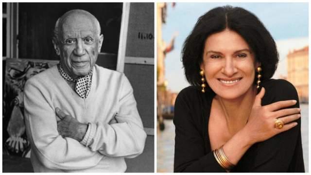 """Палома Пикассо , дочь художника и его любовницы Франсуазы Жило, стала знаменитой на весь мир дизайнером аксессуаров всемирно известного дома украшений Tiffany & Co. Также сыграла роль в """"Аморальных историях"""" польского режиссера Валериана Боровчика."""