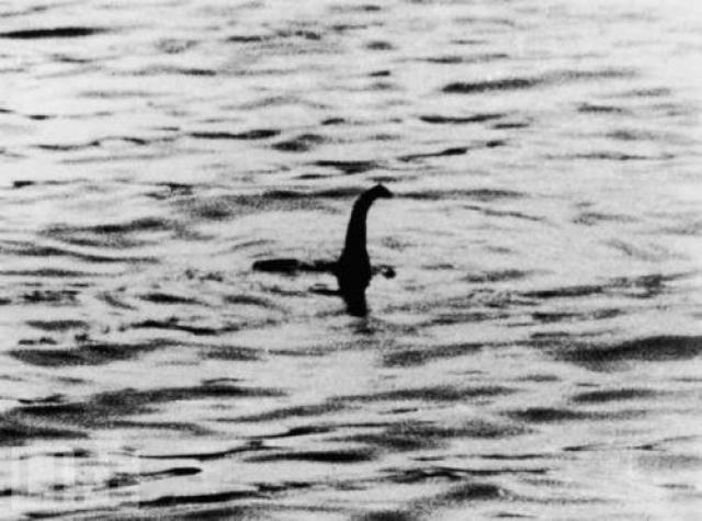 """В 1934 году в английском """"Дейли мейл"""" появился самый знаменитый в истории снимок Лох-Несского чудовища, легенды о котором бытовали уже давно. Автор снимка, лондонский хирург Уилсон, утверждал, что заснял монстра случайно, когда прогуливался в окрестностях."""