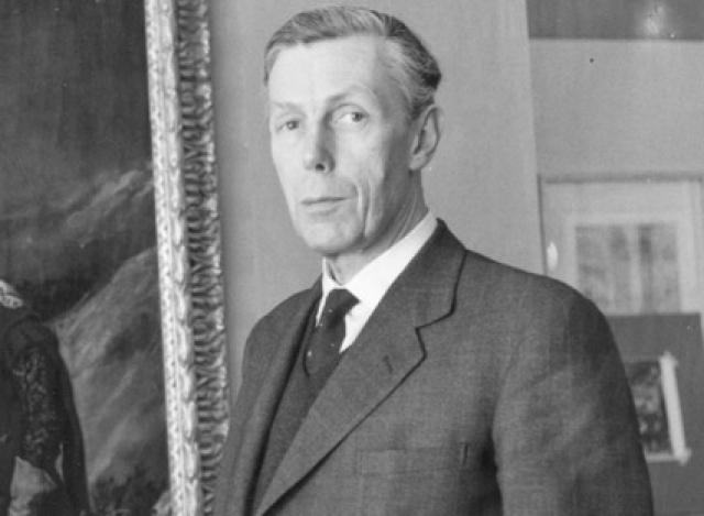 Энтони Блант. Британский историк искусства также вел двойную игру и работал на английскую MI5 и советский НКВД, вместе в Кимом Фибли он состоял в Кембриджской Пятерке.