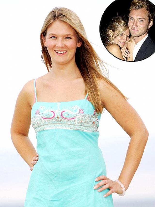 Сэди подала на развод. Позже стало известно, что параллельно отношениям с Сиенной Джуд состоит в связи с Дейзи Райт - няней трех своих детей от первого брака.