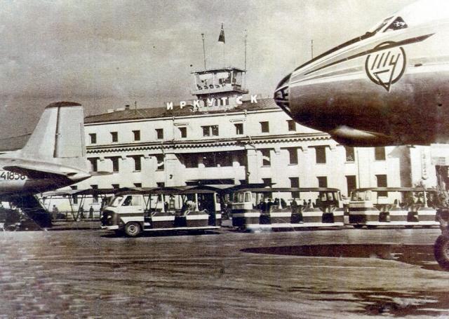 Самолет выполнял рейс 109 Москва - Челябинск - Новосибирск - Иркутск - Чита. Из Москвы самолет вылетел 17 мая в 18:12 и после ряда промежуточных остановок, в Иркутске произошла смена экипажа.