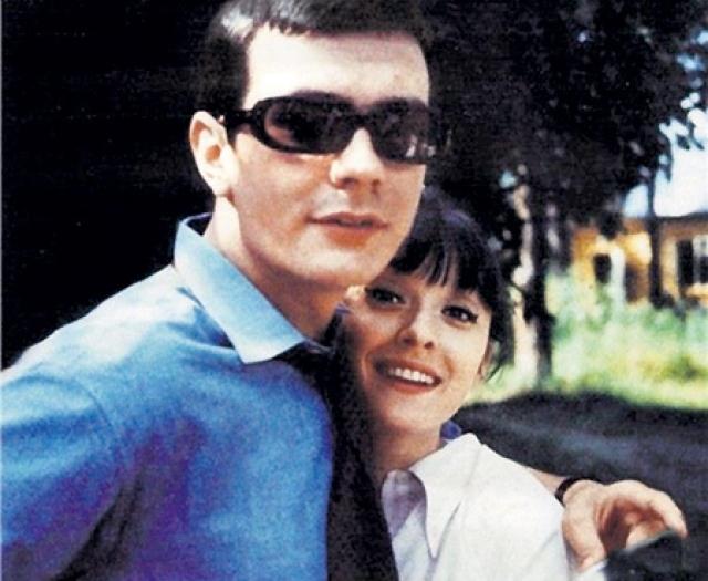 Анастасия Вертинская и Никита Михалков. Вертинская стала женой Никиты Михалкова, который уже потом стал выдающимся режиссером и актером. В 1966 году у пары родился сын, которого назвали Степан.