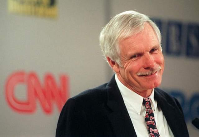 Тед Тёрнер, $2,2 млрд, пятеро детей. Основатель телеканала CNN считает, что его дети воспитаны достаточно хорошо для того, чтобы самим строить свою карьеру.