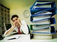 Ученые предупредили о смертельной опасности стресса на работе и недосыпа