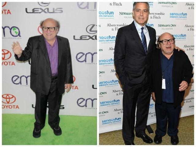 Его небольшой рост - 152 см - стал для актера настоящим пропуском в комедийное кино