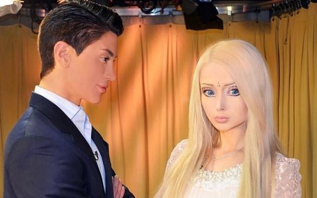 Кстати, Барьби-Лукьянова встречалась однажды с Кеном-Джедлика из США. Оба остались не в восторге друг от друга.