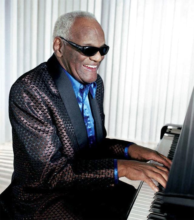 Чарльз стал автором более 70 студийных альбомов, один из известнейших в мире исполнителей музыки в стилях соул, джаз и ритм-энд-блюз.