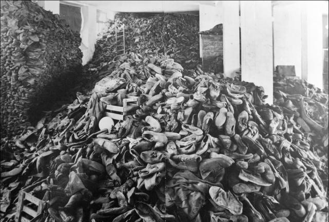 Нацисты ничего просто так не выбрасывали.