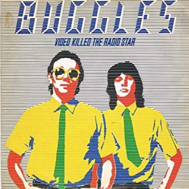"""The Buggles – """"Video Killed The Radio Star"""", 1980 год. С этой полушуточной песни начало свое вещание MTV в 1981 году."""