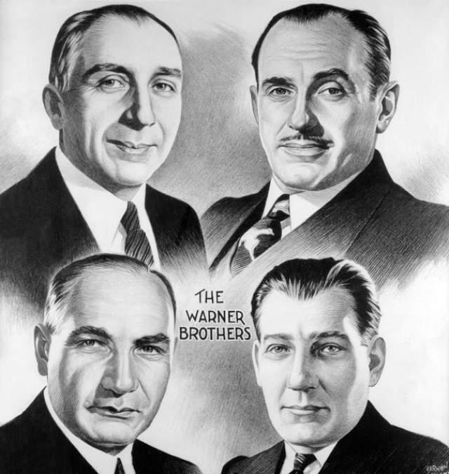 Братья Вороновы. Сам Голливуд, компании Metro Goldwyn Mayer и Warner Brothers, были основаны русскими. Собственно, Warner - это звучащая на английский манер фамилия Вороновых.