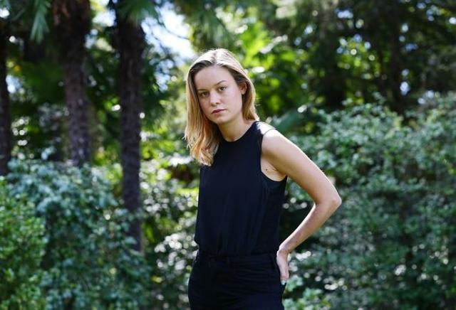 32. Бри Ларсон - 26-летняя актриса.