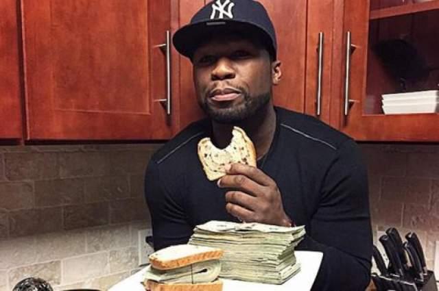 50 CENT Дружба с Флойдом Мевезром определенно сказалась и на репере 50 Cent.
