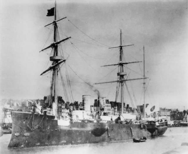 На месте предполагаемой пропажи корабля не было обнаружено ни обломков, ни тел погибших. Бронепалубный крейсер был хорошо вооружен и мог постоять за себя, а в его команде было от 280 до 400 опытных моряков.