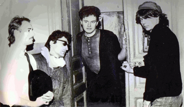 """""""Мегаполис"""" - группа, основанная в Москве в 1987 году, отмечает день рождения 27 мая, когда был издан дебютный альбом """"Утро""""."""