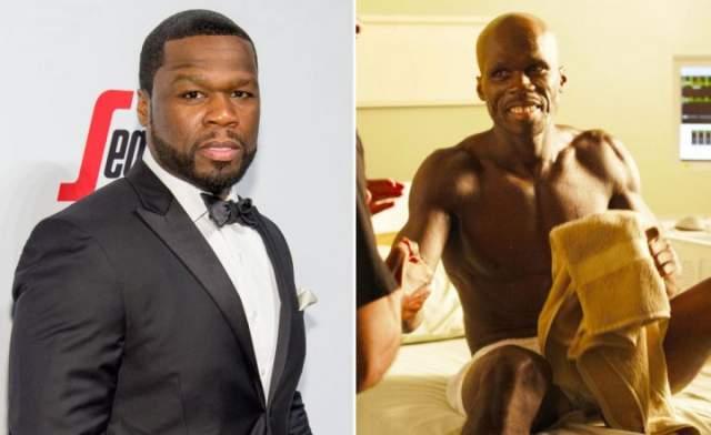 """50 Cent, """"Разные вещи"""" (2011)."""