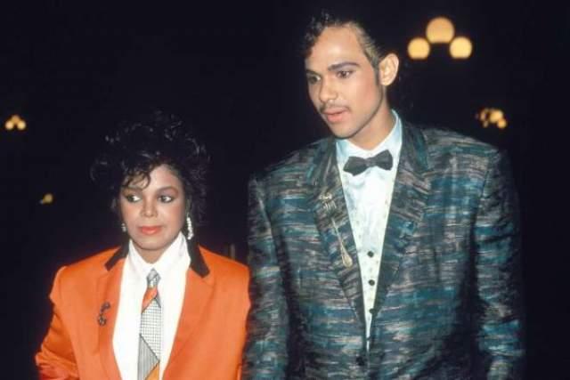 Джанет Джексон, 52 года. Поп-звезда вышла замуж за певца Джеймса Дебарджа в 18 лет. В следующем году брак распался.