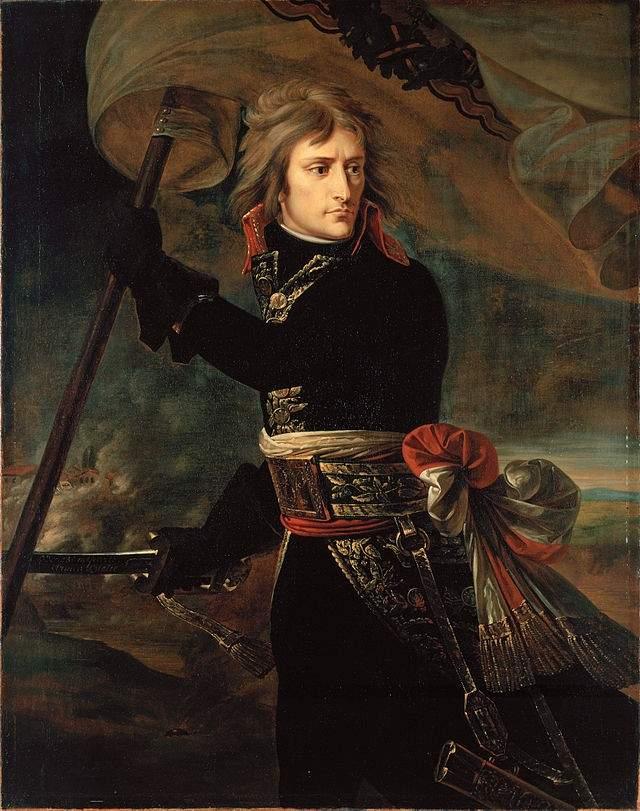 Наполеон. Прошел путь от обычного капитана армии до императора Французской империи. Несмотря на небольшой рост (169 см), был привлекателен внешне, обладал острым умом, и мощной харизмой.