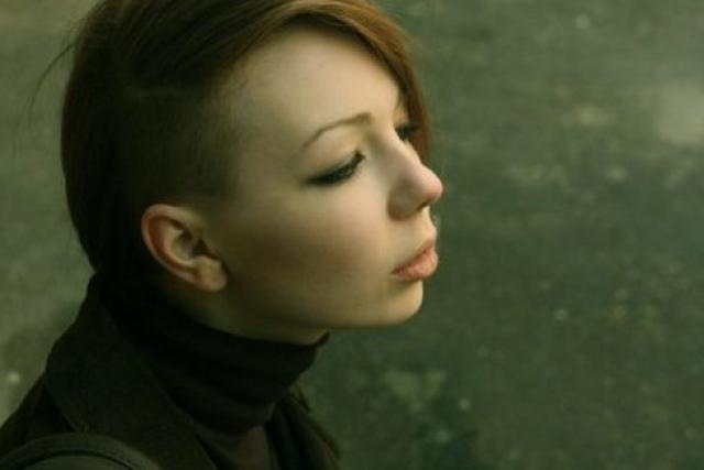 Серафима Шнурова. Дочь Сергея Шнурова зарабатывает на жизнь графическим дизайном - занимается ретушью фотографий.