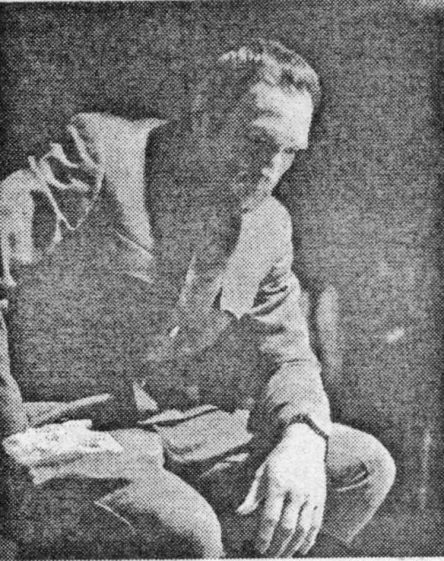 Роль Фокса могли сыграть Борис Химичев.