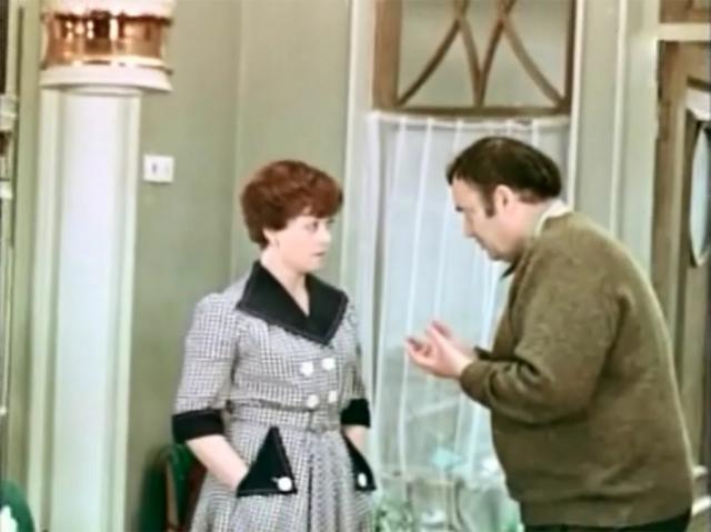 """Алиса Фрейндлих пробовалась также в фильмах Рязанова """"Гусарская баллада"""" и """"Зигзаг удачи""""."""