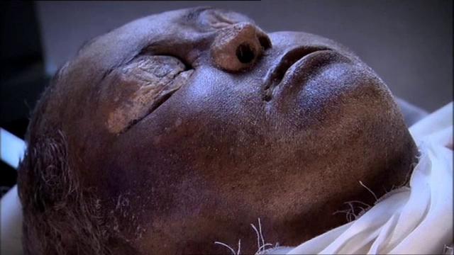 Тутанхамон Торки. Сейчас мало кто желает, чтобы из его тела после смерти сделали мумию, однако бывают исключения.
