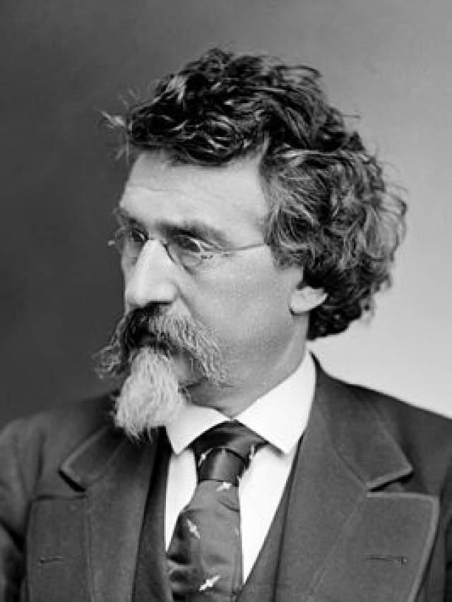 """Мэттью Брэди, 1822-1896. Один из """"отцов"""" фотожурналистики в 1844 году открыл в Нью-Йорке свою фотостудию и вскоре стал знаменит. Созданные им фотопортреты сильно способствовали развитию фотографии как таковой, а Авраам Линкольн говорил, что своей победой на выборах он во многом обязан кадрам, сделанным Брэди."""
