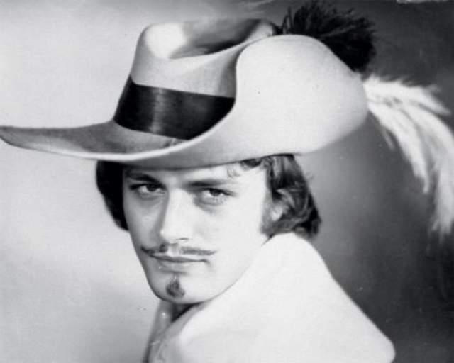 Еще один несостоявшийся юный гасконец: Виктор Ланберг.