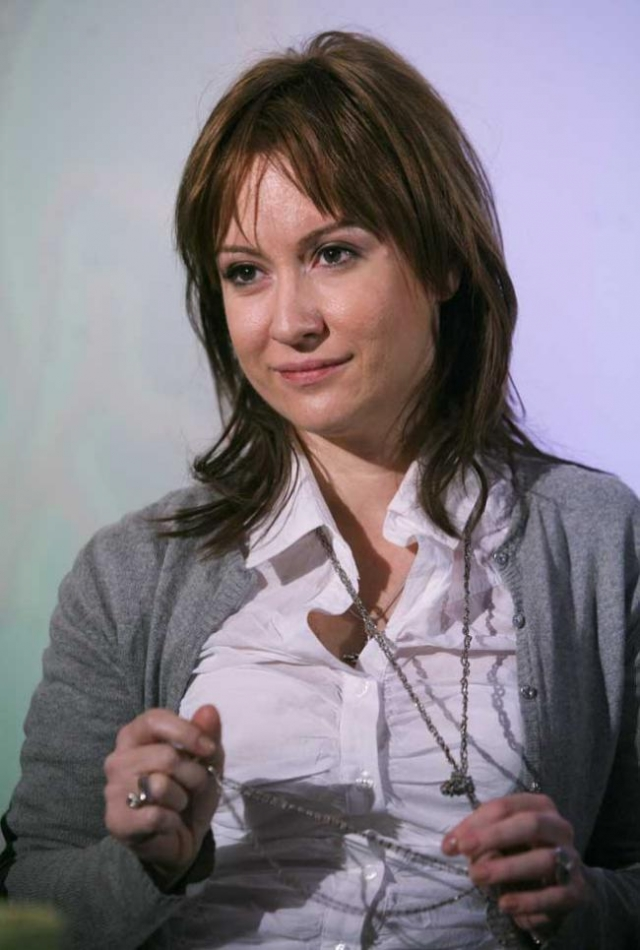 Помимо работы в театре Маринеску снималась в кино, в телесериалах и рекламе. В середине 1990-х она снялась в двух франкоязычных телефильмах.