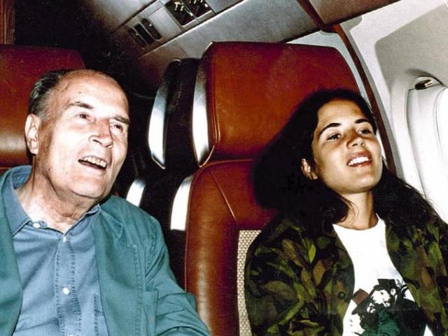 """У Пенжо даже родилась от него дочь Мазарин. Миттеран не побоялся обеспечить свою """"вторую семью"""" квартирой в собственной резиденции."""