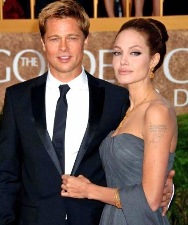 Анджелина Джоли. Не так давно таблоиды писали о том, что актриса находится при смерти из-за потери веса.