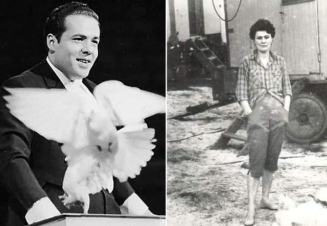 Галина Брежнева и Игорь Кио. Эта пара официально была супругами всего девять дней, хотя роман их длился дольше.