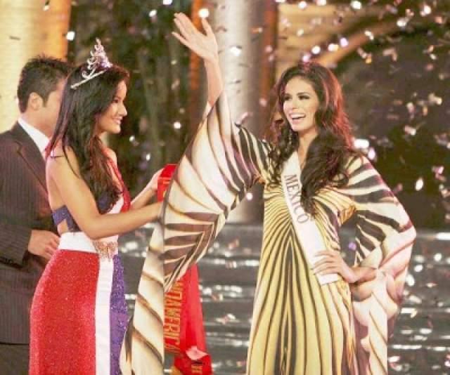 """Лаура Зунига. """"Мисс Латинская Америка-2008"""" оказалась замешана в серьезном криминале."""