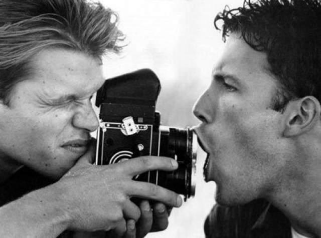 Мэтт Дэймон и Бен Аффлек . Пожалуй, самые известные и давние друзья в Голливуде, дружба которых вывела их на Олимп и продолжается более 37 лет!