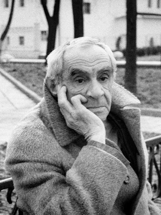 """Также работал на телевидении. Гердт был первым ведущим одной из самых популярных советских телевизионных программ """"Кинопанорама"""". В 1990-е годы вел популярную авторскую программу """"Чай-клуб"""". Актер скончался в Москве 18 ноября 1996 года."""