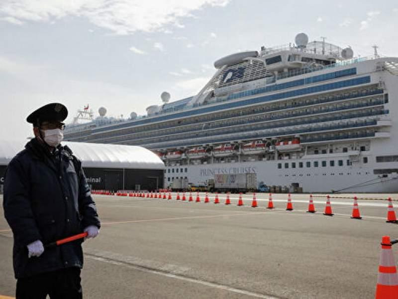 Новости дня: Первая россиянка заразилась коронавирусом на круизном лайнере