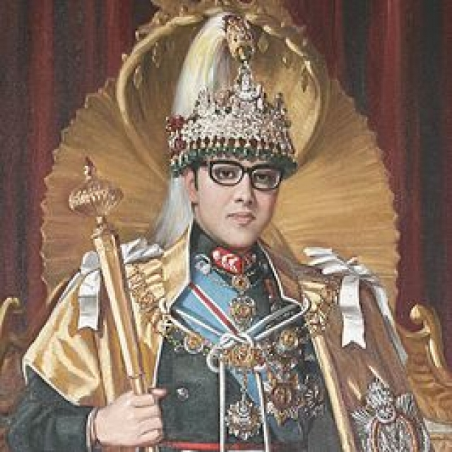 Король Бирендра был представителем 11-го поколения...