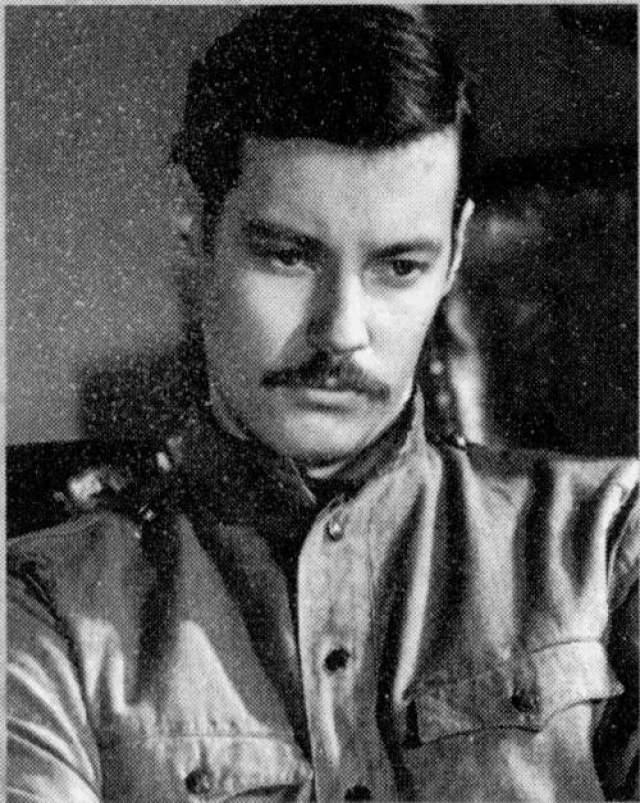 Шараповым стал Владимир Конкин.