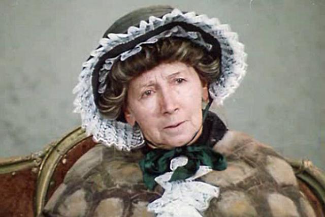 Наверное, все помнят ее Тортиллу... Последней ролью, которую актриса сыграла в кино, стала миссис Хадсон. Работа над образом растянулась на семь лет.