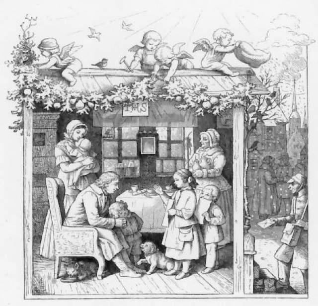 """Неизвестный автор - """"We wish you a merry Christmas"""". Песня появилась в XVI веке в Юго-Западной Англии. По данным историков, фраза """"a merry Christmas and a happy New Year"""" встречается также в книге """"Roger de Coverly: Or, The Merry Christmas"""", вышедшей в 1740 году."""