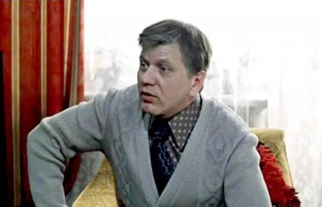 Николай Михайлович, муж Антонины - Борис Сморчков .
