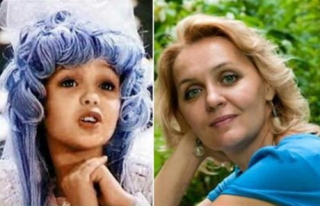 "Татьяна Проценко , ""Приключения Буратино""."